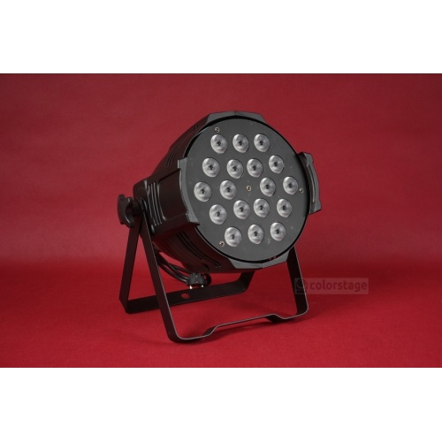 COLORSTAGE PAR LED 18x10W RGBW 4in1